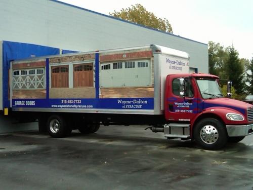 Fulton Ny Garage Door Repair By Wayne Dalton Of Syracuse